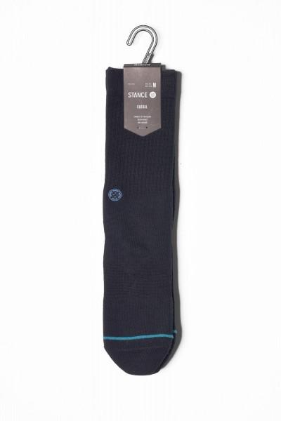 Stance Icon Socks dunkel blau online bestellen