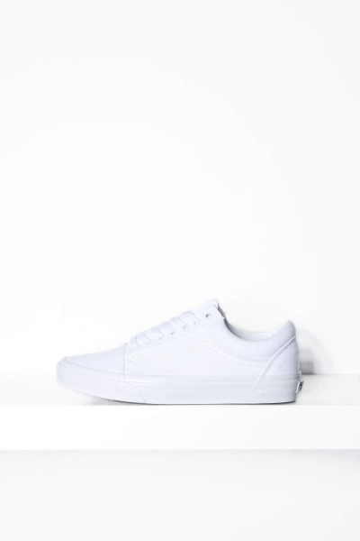 Vans Skateschuhe Old Skool weiss Sneaker kaufen