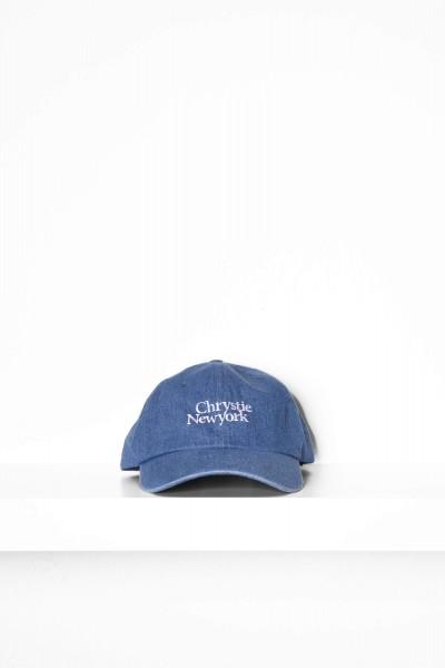 Chrystie NYC Dad Hat Denim blau online bestellen