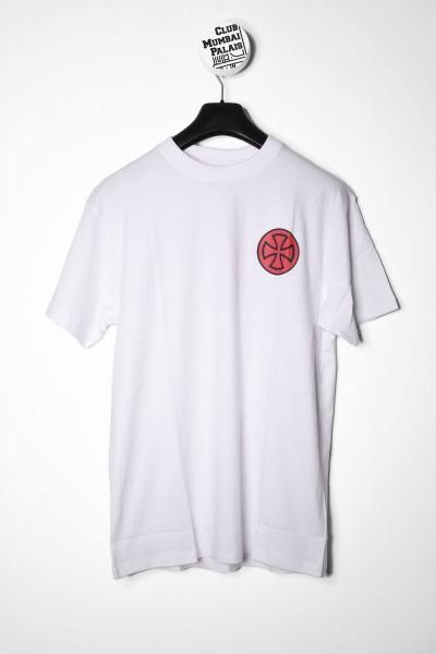 Independent Trucks T-Shirt Target white / weiß online bestellen