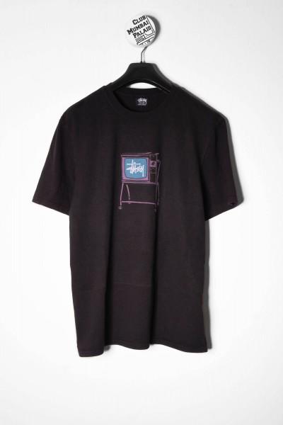 Stüssy Rolling Tv T-Shirt schwarz online bestellen