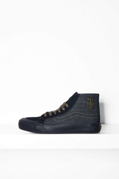 Vans Sneaker Sk8-Hi 138 Decon Michael February Skateschuh military schwarz kaufen
