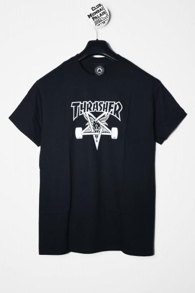 Thrasher Magazine T-Shirt Sk8 Goat schwarz