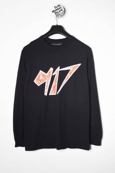 Call Me 917 Space Longsleeve schwarz online bestellen
