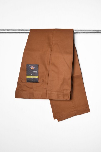 Dickies Work Pant 873 Slim Fit braun online bestellen