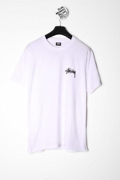 Stüssy T-Shirt Peace Sign weiß online bestellen
