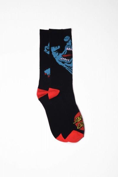 Santa Cruz Socken Screaming Hand schwarz online bestellen