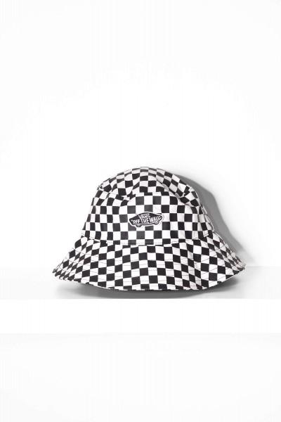 Vans Level Up Bucket Hat checkerboard online bestellen
