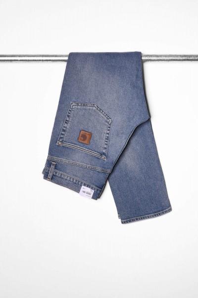 Carhartt WIP Klondike Pant Cotton / Lycra blau online bestellen