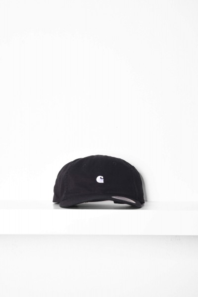 Carhartt WIP Madison Logo Cap black / schwarz Mütze shoppen