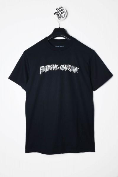 Fucking Awesome T-Shirt Actual Visual Guidance Tee schwarz - T-Shirt kaufen