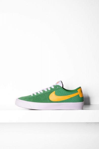 Nike SB Blazer Low Pro GT lucky grün / gelb online bestellen
