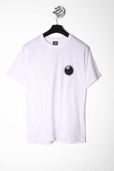 Stüssy T-Shirt 8 Ball Dot weiß online bestellen