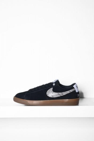 Nike SB Sneakers Blazer Low GT Wacko Maria Skateschuhe schwarz / grau - jetzt kaufen