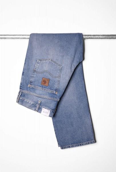 Carhartt WIP Marlow Pant blau / gebleicht online bestellen
