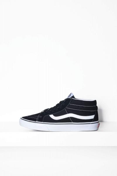 Vans Skateschuhe Sk8 Mid Reissue True schwarz / weiss kaufen