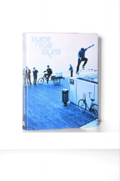 Gingko Buch Nike SB Made for Skate 10th Anniversary Edition Cover