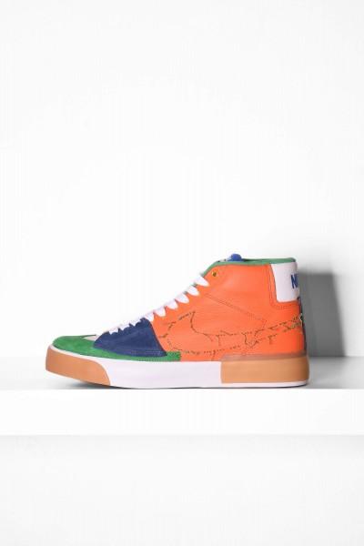 Nike SB SB Zoom Blazer Mid safety orange online bestellen