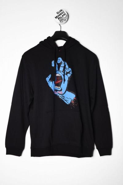 Santa Cruz Hoodie Screaming Hand schwarz online bestellen