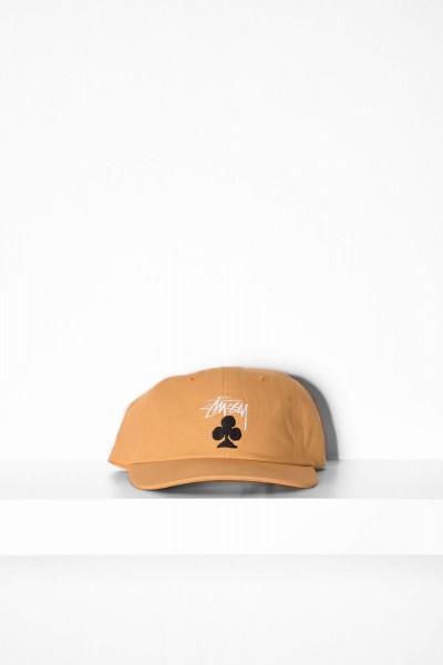 Stüssy Stock Club Cap gold online bestellen