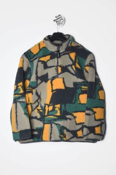 Stüssy Pullover / Jacke Block Sherpa multi kaufen