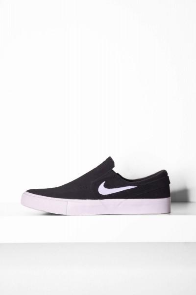 Nike SB Janoski Slip On RM schwarz / weiß online bestellen