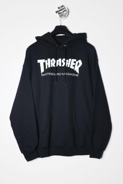 Thrasher Magazine Skate Mag schwarz Kapuzenpullover / Hoodie Sweatshirt kaufen