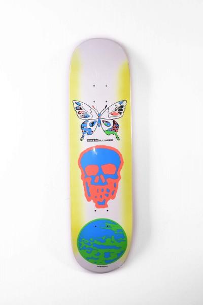 Quasi Skateboard Deck Motiv Crockett Mode jetzt kaufen