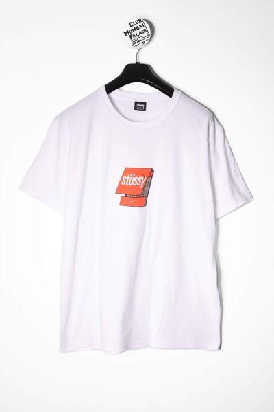 Stüssy Matchbook T-Shirt weiß online bestellen