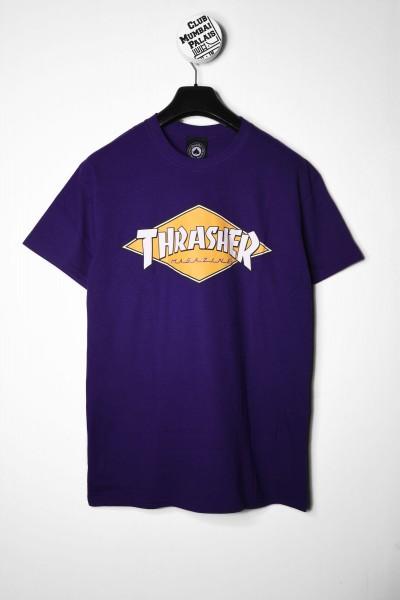 Thrasher T-Shirt Diamond purple / lila online bestellen