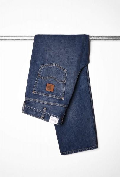 Carhartt WIP Marlow Pant blau / gewaschen online bestellen