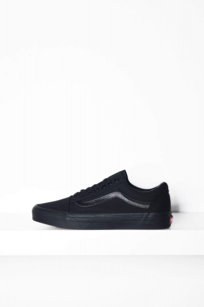 Vans Skateschuhe Old Skool schwarz / schwarz Sneaker kaufen