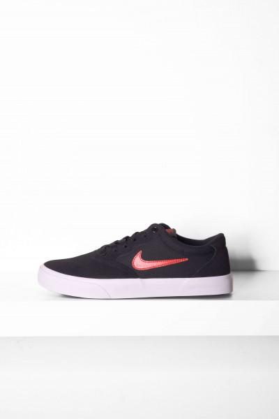 Nike SB Chron SLR schwarz / rot online bestellen