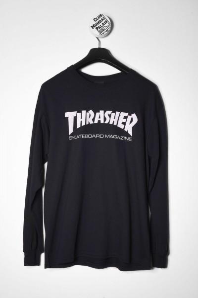Thrasher Longsleeve Skate Mag schwarz online bestellen