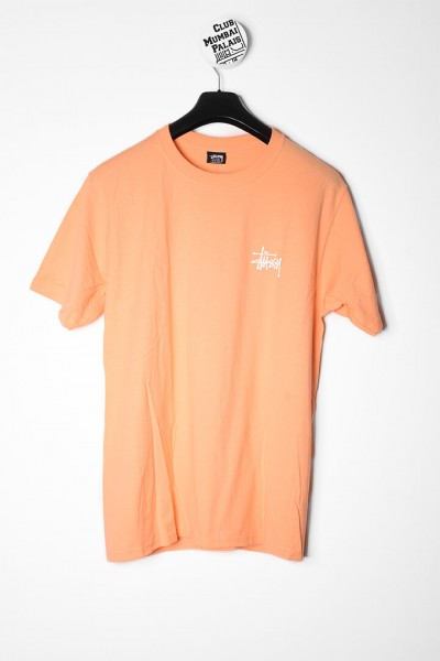 Stüssy T-Shirt Basic orange online bestellen