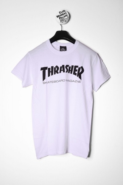 Thrasher T-Shirt Skate Mag weiß online bestellen