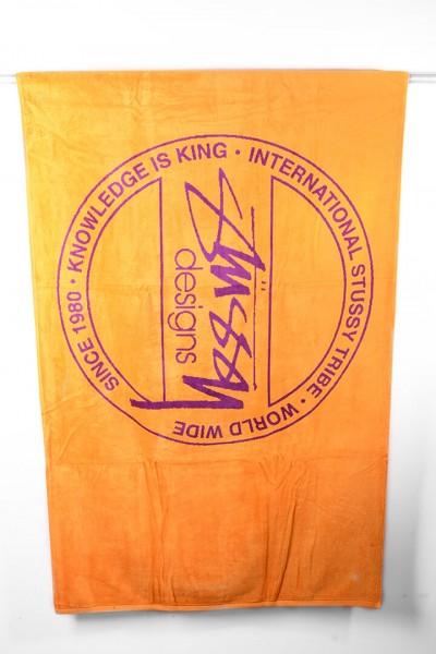 Stüssy Towel Dot orange online bestellen