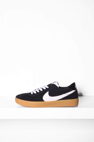 Nike SB Bruin react black gum / schwarz Skateboardschuhe online bestellen