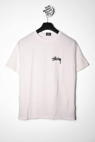 Stussy Peace & Love Pig. Dyed natural / naturweiß T-Shirt für Frauen online shoppen