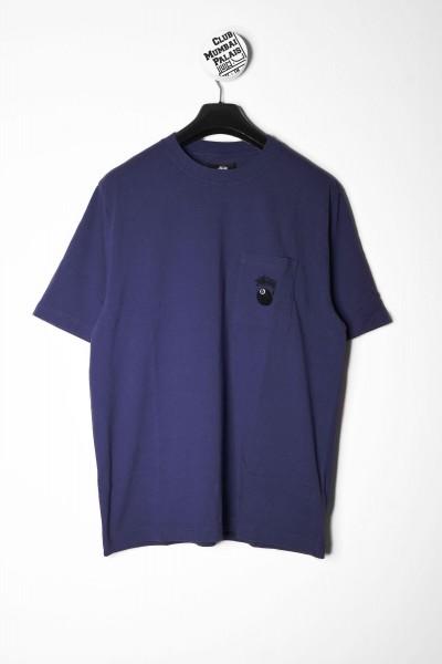 Stüssy T-Shirt 8 Ball Pocket marine blau online bestellen