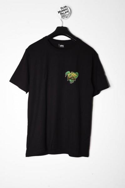 Stüssy T-Shirt Snakebite schwarz online bestellen
