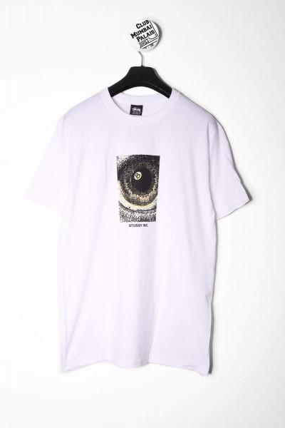 Stüssy T-Shirt Acid Eye weiß online bestellen
