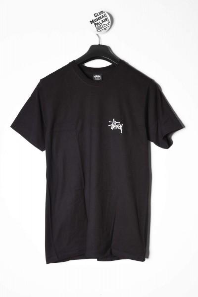Stüssy T-Shirt Basic schwarz online bestellen