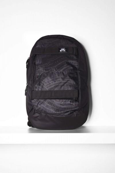 Nike SB Courthouse Backpack black white / schwarz weiß Rucksack online bestellen