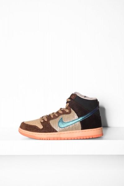 SB Dunk High Pro Mallard Turdunken QS Sneaker online bestellen