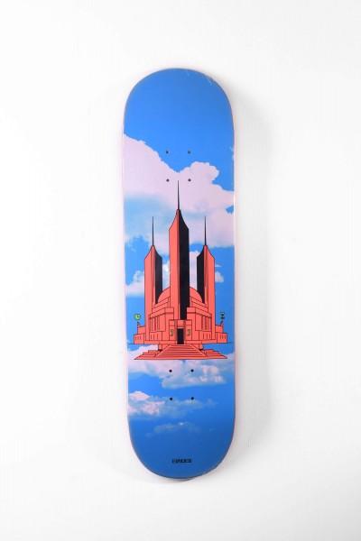 Quasi Skateboard Deck Motiv Jj Time Chamber hier kaufen