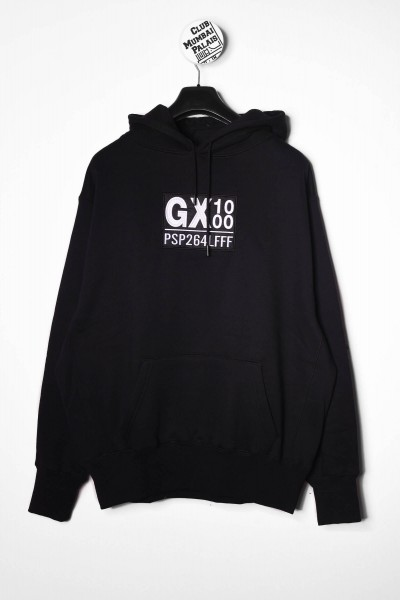GX1000 Sweat Hooded schwarz online bestellen