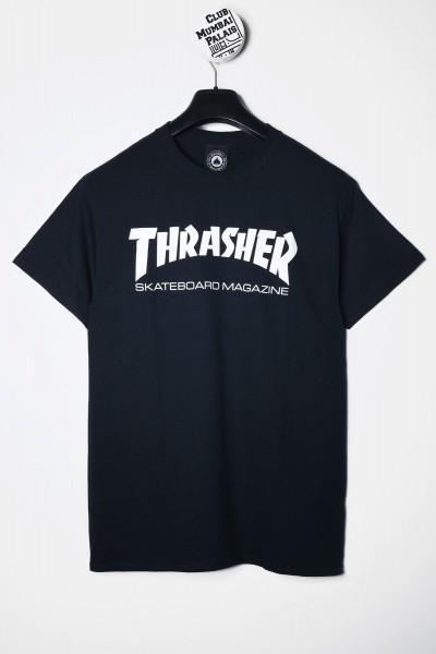 Thrasher Magazine T-Shirt Skate Mag schwarz kaufen