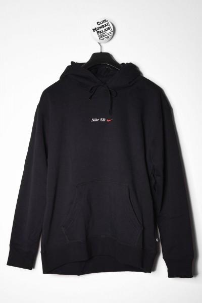 Nike SB Hoodie Flower schwarz online bestellen