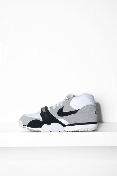 Nike SB Air Trainer Iso grau / schwarz Sneakers - Schuhe jetzt kaufen
